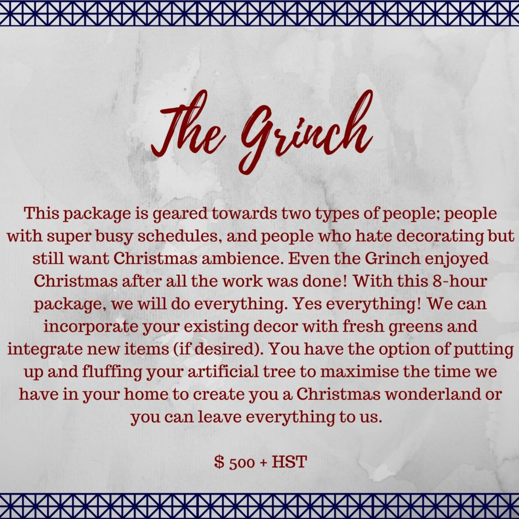 | The Grinch |